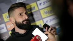 Митко Илиев: Моята цел е да се утвърдя в националния отбор