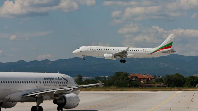 """""""България Еър"""" удължава безплатната промяна на самолетни билети до края на ноември"""