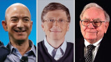 Най-богатите хора в света загубиха $139 милиарда за един ден