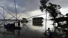 Природните бедствия: Най-уязвимите държави