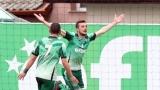 Витоша (Бистрица) стана едва вторият отбор от село, участник в елитната ни дивизия