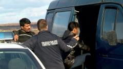 Спипаха петима нелегални мигранти край Ахтопол