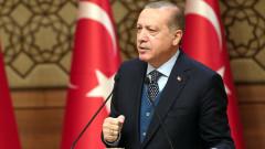 Ердоган призова турците да изоставят долара и да се върнат към турската лира