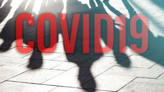 3694 са новите случаи на коронавирус за ден
