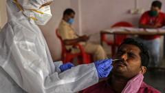 Индия с над 8 млн. заразени с коронавирус, Германия отчете нов рекорд