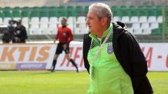 Ферарио Спасов остава в Берое