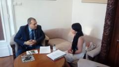 Патриотите помогнаха на асеновградчани за подписка до НС
