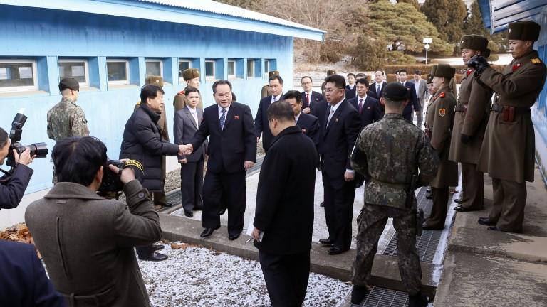 Северна Корея е приключила с техническата поддръжка, необходима за възобновяване