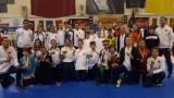 България със седем балкански шампиона по таекуондо!