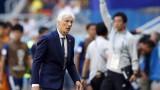 Хосе Пекерман: Трудно беше да играем с човек по-малко през почти целия мач
