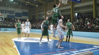 БК Муреш попари Балкан в Балканската лига