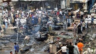20 цивилни загинаха при атентат в Афганистан