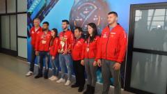 Българите се завърнаха с огромна купа от олимпийския квалификационен турнир в памет на Наим