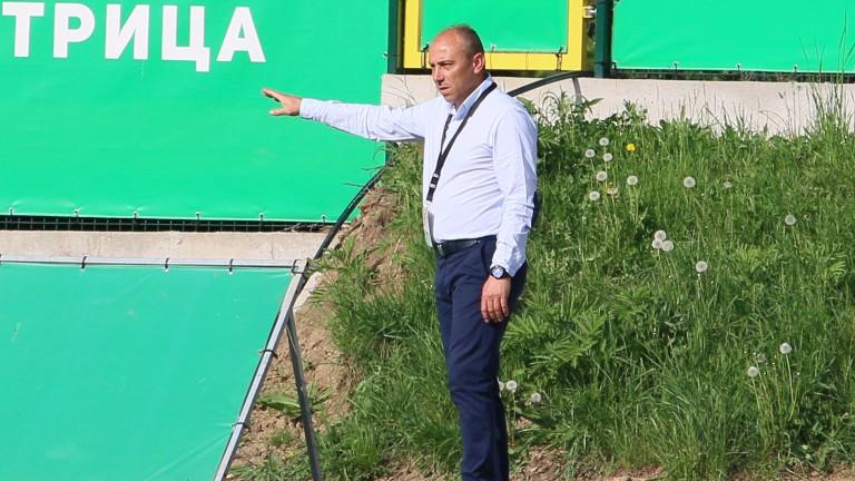 Две промени в групата на Черно море за предстоящия мач с Локо (Пд)