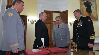 Русия плаши да удря държави, в които са разположени ракети на САЩ