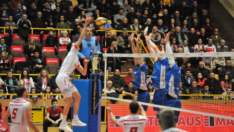 Утре ще бъде изтеглен жребият за волейболните първенства на България