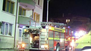 15-годишен се подпали на гарата в Димитровград