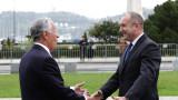 """Румен Радев обсъжда пакета """"Мобилност"""" в Лисабон"""