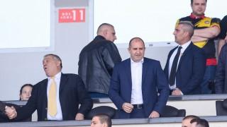 Президентът Радев: Надявам се да присъствам и на други подобни събития