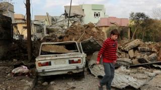 """Изгониха """"Ислямска държава"""" от източните части на Мосул"""