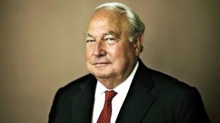 Кой беше Хайнц Тийле - един от най-богатите хора в Германия, с ключов глас в Lufthansa