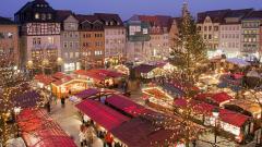 Европейските коледни базари, от които ще си купите най-хубавите подаръци