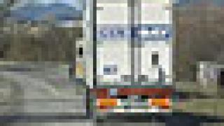 Румънски камион се подпали в движение във врачанско