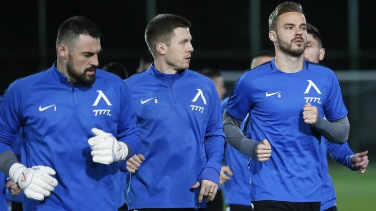 Павел Колев: В Левски не е постъпвала оферта за Холмар Ейолфсон