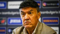 Михайлов: Във футбола няма война, на 12 октомври ще има Конгрес
