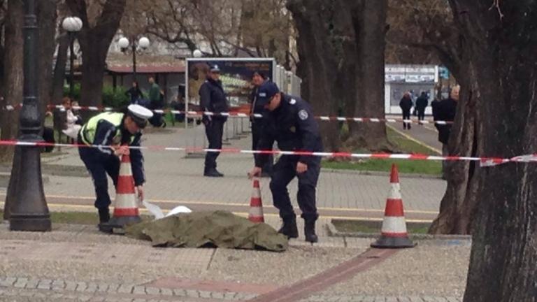 Мъж се самоуби в центъра на Стара Загора