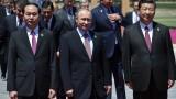 Путин защити Северна Корея от САЩ, но я смъмри за ядрените и ракетните тестове