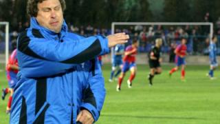 Вили Вуцов: Сливен си ги бием, дори ако играем всеки ден