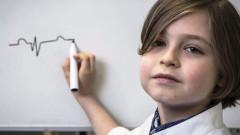 Детето, което на девет години завършва университет