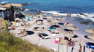 Без достъп с инвалидни колички до морето в Бургас