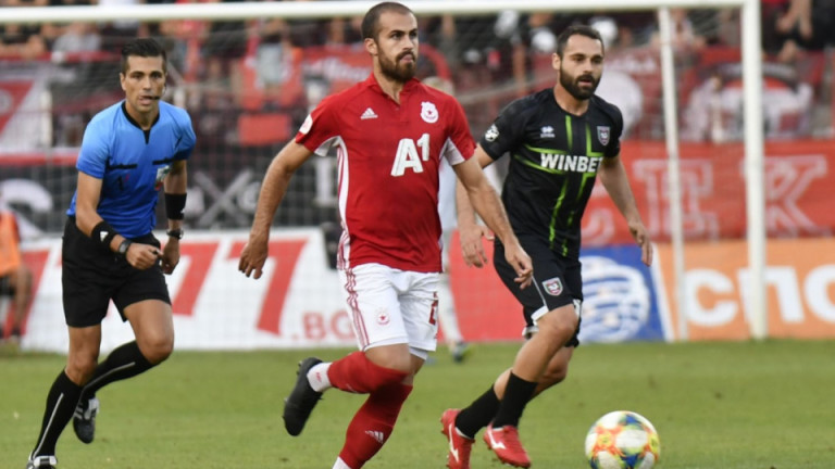 Трио от ЦСКА под въпрос за мача с Ботев (Пловдив)