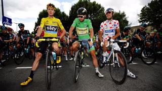 """Надеждите за Барде се изпариха, Фрум остава лидер в """"Тур дьо Франс"""""""