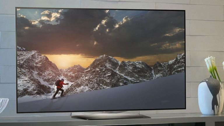 Бляскавите телевизори с тънки екрани с органични светодиоди (OLED) бяха
