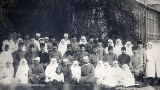 Крахът на Болшевишката власт в Баку - 1918 г. Самоубийственият скок в Кюрдамирските блата