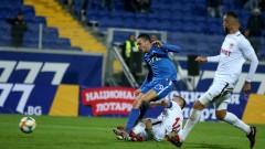 Станислав Иванов: Концентриран съм единствено върху Левски и изявите си за тима