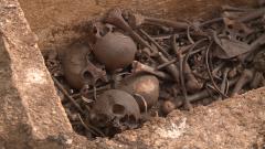 Некропол от времето на Августа Траяна откриха в Стара Загора