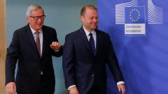 Малта даде знак за твърда позиция на ЕС по преговорите с Великобритания за Брекзит