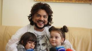 И децата на Киркоров видяха София