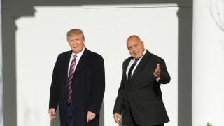 Тръмп: Може да посетя България, имаме страхотен премиер, на когото продадохме Ф-35