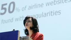 Кунева брани измамените онлайн купувачи на самолетни билети