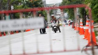 Чужденци задържани за вандализъм в Тайланд