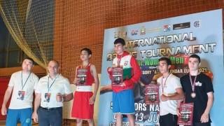 Три медала за боксьорите ни от Купата на нациите