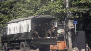 Хунтата в Миaнмар заговори за мирен преход