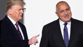 Шефът на Американската търговска камара вижда химия между Тръмп и Борисов