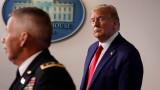 Тръмп отново нападна демократите, искат да фалшифицират вота
