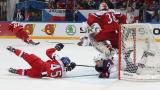 Китайците ще гледат хокей на лед от световна класа